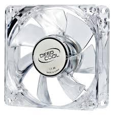 Купить <b>Вентилятор Deepcool XFAN 80L/R</b>, размер 80x80x25мм в ...