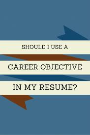 best ideas about resume career objective resume which should you use in a resume career objective or career summary the career