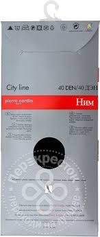 Купить <b>Гольфы</b> Pierre Cardin Cr Nimes <b>40 Den</b> черные с ...