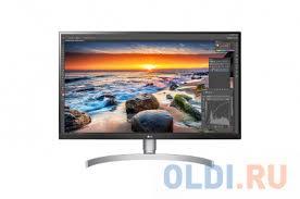 """<b>Монитор LG 27UL850</b>-<b>W 27</b>"""" White/Silver — купить по лучшей ..."""