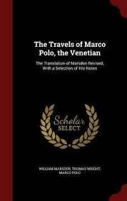 william marsden the travels of