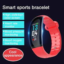 <b>B70 Smart Watch</b> Men Woman Bracelet Heart Rate Monitor ...