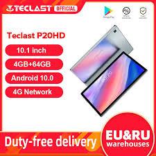 <b>Teclast M40 10.1 inch</b> Tablet Android 10.0 6GB RAM 128GB ROM ...