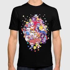 <b>UNDERTALE</b> MUCH <b>CHARACTER T</b>-shirt by ampun-dj | Society6