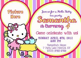 invitation hello kitty invitation template hello kitty invitation template pictures