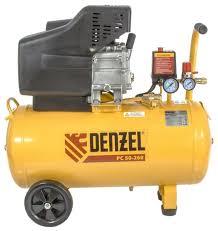 <b>Компрессор масляный Denzel PC</b> 50-260, 50 л, 1.8... — купить по ...