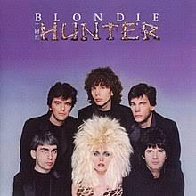 <b>Blondie</b> ~ The <b>Hunter</b> ~ Vintage Vinyl