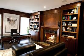 view in gallery an elegant home officelibrary awesome home study room
