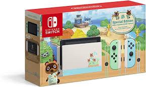 Nintendo Switch - <b>Animal Crossing</b>: <b>New Horizons</b> Edition ...