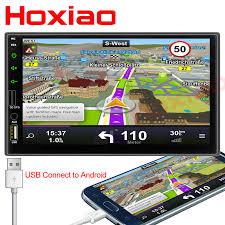 <b>2 din</b> Car DVD player <b>7</b>'' Universal <b>Double</b> Din GPS Navigation ...