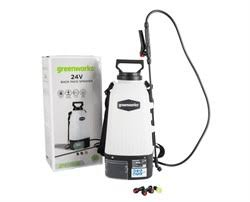 <b>Опрыскиватель аккумуляторный Greenworks 24V</b> с АКБ и ЗУ ...