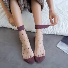Transparent <b>Women</b> Sock <b>Summer Sheer</b> Fashion Socks <b>Women's</b> ...