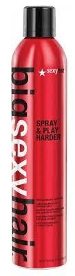 <b>Sexy Hair Лак</b> для волос Spray & play harder, сильная фиксация