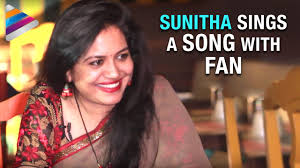 sunitha sings a song fan meet the star interview sunitha sings a song fan meet the star interview celebrities exclusive interviews