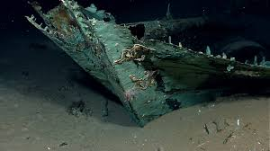 noaa ocean explorer education underwater archaeology and shipwrecks view image