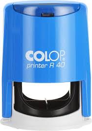 Colop <b>Оснастка для круглой</b> печати Printer R40 автоматическая ...