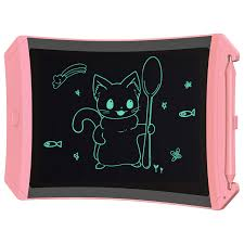 ORSEN <b>LCD Writing</b> Tablet, <b>8.5</b>-<b>inch</b> Drawing Doodle Board ...