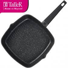 Отзыв о <b>Сковорода</b>-<b>гриль Taller TR 4005</b>   Отличная сковорода ...