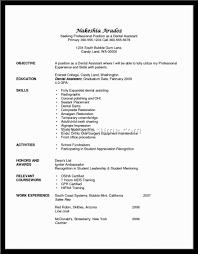 Resume Samples For Dental Assistants | ALEXA RESUME ... resume templates for dental assistants