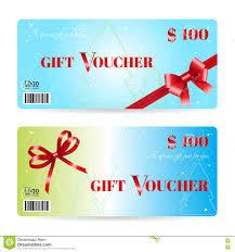 elegant christmas gift voucher or gift card template stock vector elegant christmas gift voucher or gift card template shiny royalty stock image