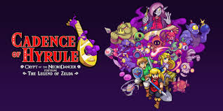 Cadence of <b>Hyrule</b> – Crypt of the NecroDancer Featuring The ...