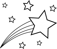 sdak9i8 star coloring pages getcoloringpages com on shooting star coloring pages