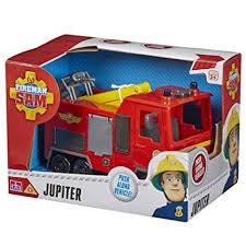 <b>Fireman Sam</b> Jupiter Vehicle: Character: Amazon.co.uk: Toys ...