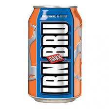 """<b>Напиток газированный</b> безалкогольный """"<b>IRN BRU</b>"""", 0,33 л, ЛК ..."""