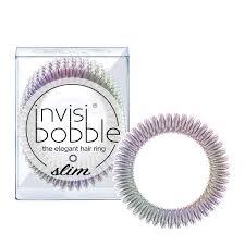 <b>invisibobble</b>® The Elegant Hair Ring 3 Pack <b>SLIM</b> Vanity Fairy ...