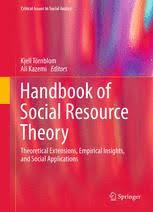 social exchange theory exchange resources and interpersonal  handbook of social resource theory
