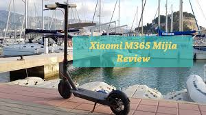 <b>Xiaomi Mijia M365</b> electric <b>scooter</b> review - EnvyRide.com