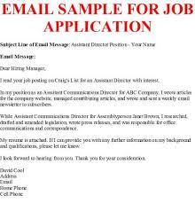 email cover letter sample job application cover letter templates email cover letter sample for job application