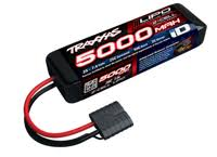 <b>Аккумулятор TRAXXAS</b> LiPo 7.4v <b>5000mAh</b> 2-Cell 25C TRA2842X ...