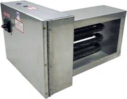 Electric Duct Heater Form