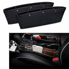 Car Accessories <b>Car Storage Box</b> Gap Filler Pocket Organizer Car ...