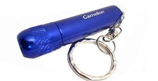Фото Camelion <b>фонарь LED</b> 12-1 (<b>4xG3</b> в компл.) 1свд синий ...