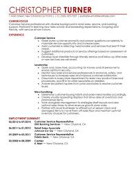 Resume Example  The Miracle Of Customer Service Resumes Examples         Resume Example  Customer Service Resumes Examples Career Focus Customer Service Professional  The Miracle Of