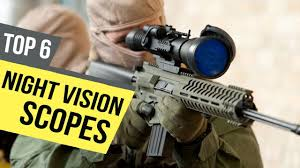 6 Best <b>Night Vision Scopes</b> 2019 Reviews - YouTube