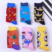 <b>New</b> high-profile <b>trend</b> Korean breathable long socks funny cartoon ...