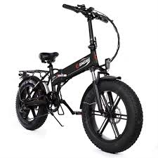 For sale <b>ENGWE EP-2 500W Folding</b> Fat Tire Electric Bike Brand ...