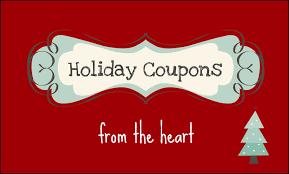 diy holiday coupon book one artsy mama diy holiday coupon book
