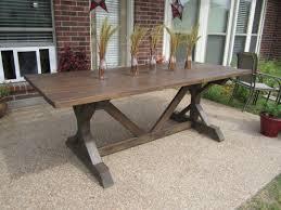 table rustic farmhouse tables style