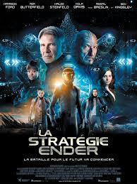 La Strat�gie Ender - Ender's Game poster