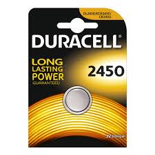 <b>Батарейка Duracell CR2450</b> BL-1 (10) купить оптом