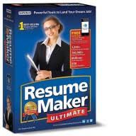 write a better resume  resumemaker   individual softwareresumemaker® ultimate