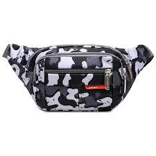 Men's <b>Fashion</b> Multi-pocket <b>Camouflage</b> Waist Bag Sale, Price ...