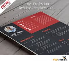 creative professional resume template psd psd bies com creative professional resume template psd