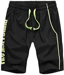 MODOQO <b>Men's Sport Shorts</b>,Fashion Leisure Patchwork Printing ...