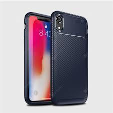For iPhone XR <b>Carbon Fiber Anti-Drop</b> Matte Phone Shell Sale ...