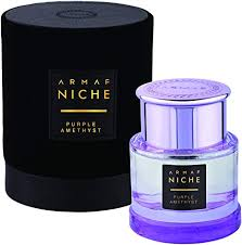 <b>Armaf Niche Purple Amethyst</b> for Women Eau De Parfum Spray, 3 ...